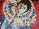 Bajazzo - Acryl 100 x 100 = € 160