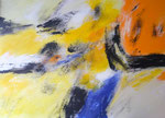 Rapsfeld - Acryl 80 x 60 € 120
