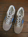 Men's / NEW BALANCE × J.CREW / size8 / ¥19800