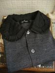 Lady's / tricot COMME des GARCONS / size- / ¥2800