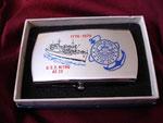 USS NITRO AE-23 VIETNAM ERA DATED 1950's