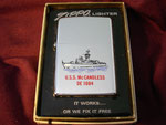 USS MCCANDLESS DE-1084 VIETNAM ERA CIRCA 1972