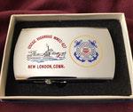 USCGC VIGOROUS WMEC-627 CIRCA 1980's