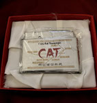CAT (CIVIL AIR TRANSPORT) THE MANDARIN JET THE MAGNIFICENT CONVAIR 880 PRINCE LIGHTER   CIRCA 1960's