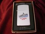 USS MIDWAY CV-41 (SLIM) VIETNAM ERA CIRCA 1970