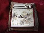 LOCKHEED SUPER G CONSTELLATION (UNITED STATES TO EUROPE) VIETNAM ERA (Fbelo Monopol Lighter) CIRCA 1960's