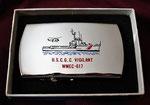 USCGC VIGILANT WMEC-617 VIETNAM ERA CIRCA 1960-70's