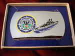 USS NEWPORT NEWS CA-148 VIETNAM ERA CIRCA 1960's