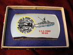 USS PERRY DD-844 VIETNAM ERA CIRCA 1960's