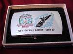 USS STONEWALL JACKSON SSBN-634 VIETNAM ERA CIRCA 1960's