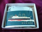 NYK LINE (ZENITH LIGHTER) VIETNAM ERA CIRCA 1960's