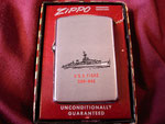 USS FISKE DDR-842 CIRCA 1958
