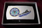 USS NEWPORT NEWS CA-148 CIRCA 1965-1966 VIETNAM ERA