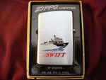 """COASTAL DIVISION 15 """"SWIFTS"""" REVERSE SIDE"""