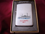 USS GRAPPLE ARS-7 VIETNAM ERA DATED 1967