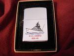 USS COONTZ DDG-40 CIRCA 1982