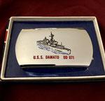 USS DAMATO DD-871 VIETNAM ERA CIRCA 1965-66