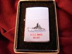 USS DAVIS DD-937 CIRCA 1981