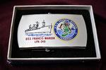 USS FRANCIS MARION LPA 249  VIETNAM ERA CIRCA 1960's