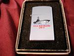 USS NEW ORLEANS LPH-11 (SLIM) CIRCA 1980