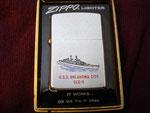 USS OKLAHOMA CITY CLG-5 VIETNAM ERA CIRCA 1972