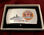 USS JOHN KING DDG-3 CIRCA 1960's