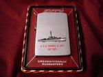 USS DANIEL A. JOY DD-585 COLD WAR ERA DATED 1961