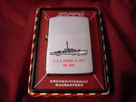 USS DANIEL A. JOY DD-585 COLD WAR ERA DATED 1961