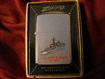 USS HENRY W. TUCKER DD-875 VIETNAM ERA CIRCA 1966