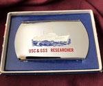 USC & GSS RESEACHER 05503 VIETNAM ERA CIRCA 1965-66