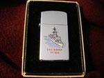 USS BLAKLEY FF-1072 (SLIM) CIRCA 1982