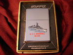 USS INGERSOLL DD-652 VIETNAM ERA CIRCA 1965