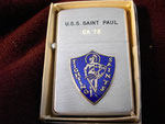 USS SAINT PAUL CA-73 (PENGUIN LIGHTER) CIRCA 1960