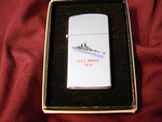 USS GRIDLEY CG-21 (SLIM) CIRCA 1980