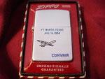 CONVAIR FT. WORTH TEXAS, AUGUST 14, 1954 (B-36 PEACEMAKER) CIRCA 1954