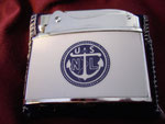 USNL (US NAVY LEAGUE) (SAPPHIRE AUTOMATIC LIGHTER) CIRCA 1960's