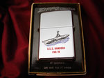 USS HANCOCK CVA-19 REVERSE