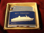 M/V FREEPORT BROTHER LITE LIGHTER (VIETNAM ERA) DATED 1960's