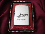 USS MONTEREY CVL-26 KOREAN WAR ERA DATED 1953 1955