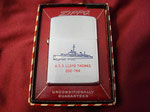 USS LLOYD THOMAS DDE-764 CIRCA 1957