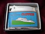 SS MILKWAUKEE CLIPPER PENGUIN  LIGHTER CIRCA 1960's