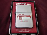CHESTER-FERRY U.S. 322 24 HOUR SERVICE DATED 1952