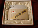NISSAN LINE (ORIGINAL BROTHER AUTOMATIC LIGHTER) VIETNAM ERA CIRCA 1960's
