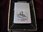 USS CALCATERRA DER-390 VIETNAM ERA DATED 1968