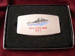 USS LITTLE ROCK CLG-4 CIRCA 1970