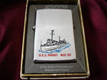 USS PARROT MSC-197 VIETNAM ERA DATED 1966