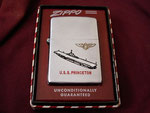 USS PRINCETON CVS-37 (KOREAN WAR ) DATED 1953-1955