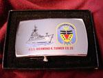 USS RICHMOND K. TURNER CG-20 (VIETNAM ERA) CIRCA 1970's