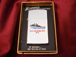 USS OKLAHOMA CITY CG-5 VIETNAM ERA CIRCA 1975