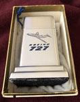 WARDAIR CANADA LTD BOEING 727 REVERSE SIDE
